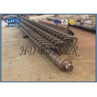 Quality Power Plant Boiler Manifold Headers ASME standard Boiler Parts for sale