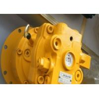 Buy cheap Hyundai R140-7 Excavator Swing Motor SM60-03 Yellow Hydraulic Slew motor from wholesalers