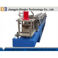 China 7.5kw 12 Stations Shutter Door Roll Forming Machine For Rolling Steel Doors on sale