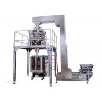 Quality High Efficiency Cashew / Peanut Snacks Packing Machine With Z Type Feeder for sale