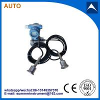 """Quality Smart Micro Differential Pressure Level Transmitter With Sanitary Diaphragm 1.5"""" Tri Clamp for sale"""