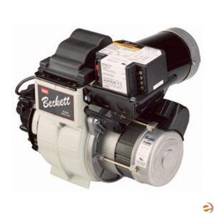 Quality High efficiency 15kw heating industrial fuel oil burner  for diesel, kerosene, reheating furnace for sale