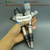 Buy cheap 0445120224 auto accessory injector; WEICHAI612600080618 auto car fuel injector from wholesalers