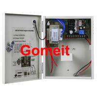 Quality 36w Access Control Power Supply 12VDC 3A  Can Support Battery Back Up Over Current Protection for sale