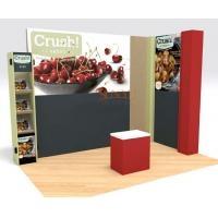 Quality Black Retail POS Displays , MDF Display Stands For Retail Products for sale