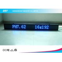 Quality Indoor Digital Billboard Programmable Led Scrolling Message Sign For Business for sale