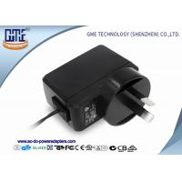 Quality AU Plug 12V 0.5A Wall Mount Power Adapter for Earphone , 1 Year Warranty for sale