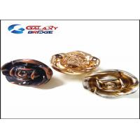 Buy cheap Kitchen CabinetFurniture Handles And Knobs Gold Rose Solid Dresser Pulls 40mm Copper Furniture Handles from wholesalers