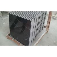 Chinese Black Marquina Marble Slabs With High Quality and Cheap Price for sale