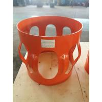China Integral Single Piece Centralizer With Excellent Hardness 65Mn Steel for sale