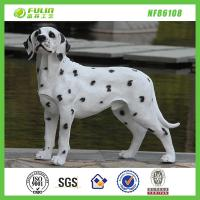 China Resin Dog Sculpture on sale