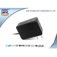 Quality AC DC Switching Power Supply 5v 1a US Plug Black With UL FCC Certificated for sale