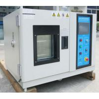 Quality Desktop Temperature Humidity Environmental Test Chamber With French Tecumseh Compressor for sale