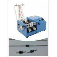 Quality Taped Resistor / Diode Lead Cutting Machine , Axial Lead Forming Cutting Machine for sale