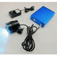 Quality IP54 25W 2500LM HID bike light/helmet light, in-house HID bulb & ballast for sale