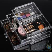 Quality acrylic organizer for sale