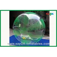 Quality 1.8M Giant Inflatable Zorb Ball PVC TPU Human Water Walking For Aqua Park for sale