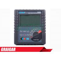 Quality ETCR3200 0.00 - 30.00kohm Double Clamp Grounding Resistance Tester / Ground Resistance Meter for sale