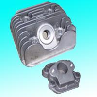 Quality High Quality A380 / ADC12 Aluminum Die Casting Street Light parts For Auto Lamp Mould for sale