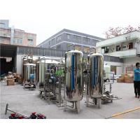 Quality 100T Per Hour Seawater RO Water System For Drinking Water Filter Equipment for sale