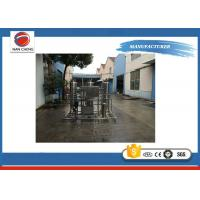 Quality Small Industrial Charcoal Filter , PLC Control Reverse Osmosis Water Purification for sale