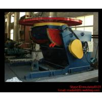 Quality Standard 2 Ton Revolving Welding Rotary Table Metallurgical Type With 1.2m Worktable for sale