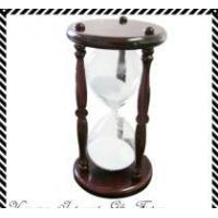 Quality 30 minutes Wood  Frame, Glass Hour ,Sand Timer for sale