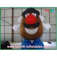 Quality Heavy Duty Inflatable Cartoon Characters Air Model For Outdoor Advertising for sale