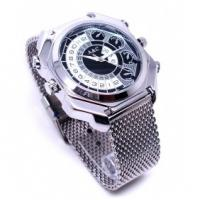 Buy cheap High Video Resolution 1920 * 1080P Spy Watch Camera Online Full HD IR Night Vision IRW -Q2 from wholesalers