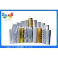 Quality Metallized Paper Holographic Lamination Film For Bag Laminating Package for sale