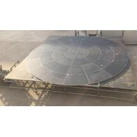 Quality Anomaly And Durable Fitting Portable Stage Platform For Circle Stage for sale