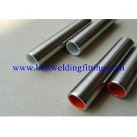 Quality Incoloy Alloy 825 Seamless Nickel Alloy Pipe BS 3074NA16 ASTM B 163 ASTM B 423 for sale