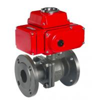 Electrical actuated gate valve 230v 24v 12v 110v electric actuator valve ware treatment heating oil refining for sale
