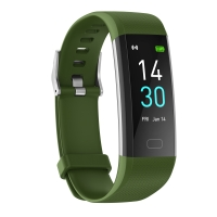 Quality Bluetooth 5.0 IP68 TELEC Blood Oxygen Smartwatch HRS3300 for sale