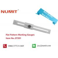 Quality 200mm Measuring Tools And Instrument Flat Pattern Marking Gauges for sale