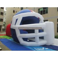 China outdoor kids football team inflatable blast tunnel for sale on sale