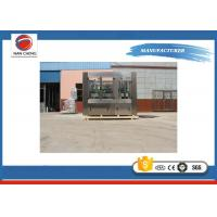Quality Carbonated Drink / Beer Can Filling Machine Full Automatic PLC Control 10000CPH for sale