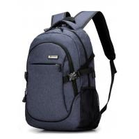 Quality Small Waterproof Business Laptop Backpack With Battery Charger / Korean Style for sale