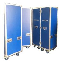China Customized Durable Symmetrical Folding Shockmount Rack Case With Wheels on sale