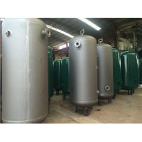 Buy 3000L 1.0mPa Carbon Steel Low Pressure Air Tank For Machinery Manufacturing Industry at wholesale prices