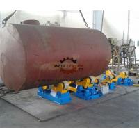 Quality PU Coated Pipe Turning Rolls For Water Tank / Gas Tank / Oil Tank for sale