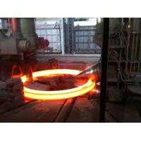 Quality Custom Hot Rolled Forged Steel Rings For Pressure Vessel Wind Power EN ASTM DIN for sale