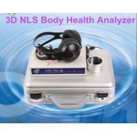 Quality 3D NLS Health Analyzer health test machine for sale
