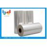 Buy cheap 45mic Thermal Heat  PVC Shrink Film Rolls , Pvc Shrink Wrap Film For Plastic Bottle Label from wholesalers