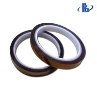 Quality High Viscosity Heat Resistant Polyimide Tape , Anti Static Silicone Adhesive Tape for sale