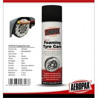 Quality Anti Fading Car Care Products Foaming Wheel And Tire CleanerDissolves Dirt / Oil for sale