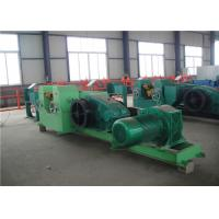 China 4mm Outlet Wire Cold Rolling Machine / Ribbed Wire Making Machine Max 150 M/Min on sale