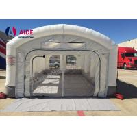 China Cheap mobile car inflatable paint booth/ inflatable spraying booth/ inflatable spray booth on sale