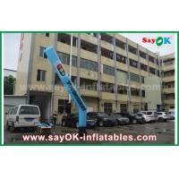 Buy cheap 3-5mH Blue AIr Dancer With Logo And Company Name For Advertsing from wholesalers