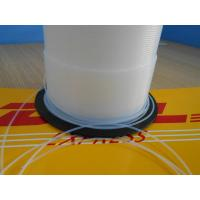 Quality Corrossion Resistance  PTFE Tubing , PTFE Hose , Telfon Tube  With Translucent Density 2.1-2.3g/cm³ for sale